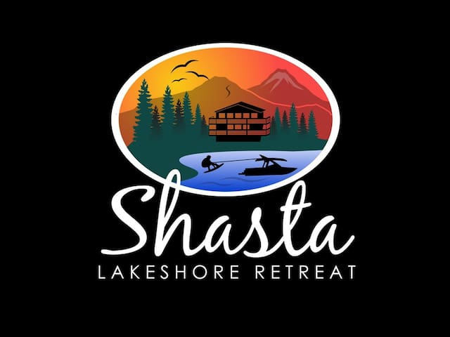 """Best two homes at Shasta"""