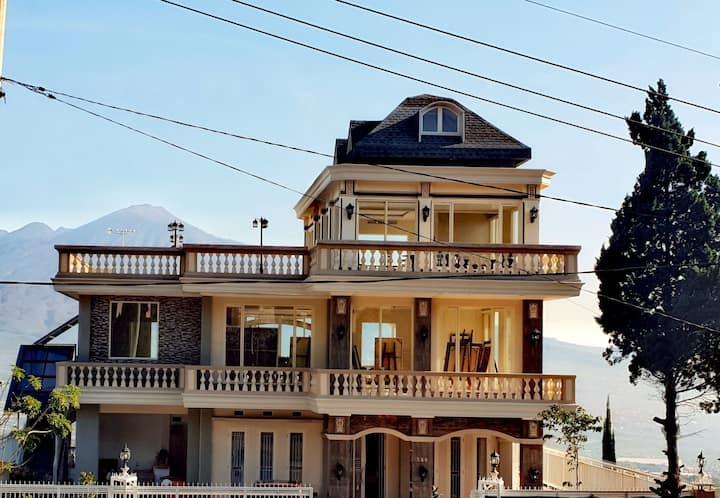 D&D Bellevue house