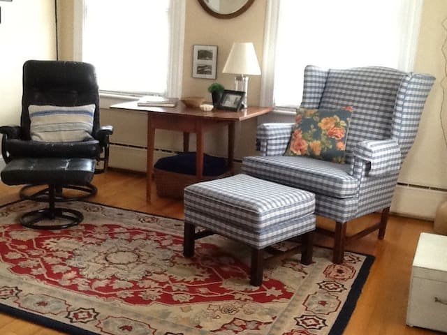Cozy 2nd floor apartment in Beacon  - Beacon - Daire