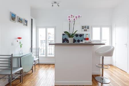 Trendy Parisian flat, Convention - Paris - Lejlighed