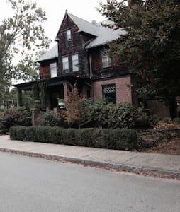 Historic Home in Warren, RI. - Warren - Hus
