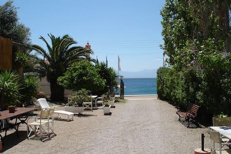 ΟΑSIS STUDIOS - GALAXIDI - Παραλία Αγίων Πάντων