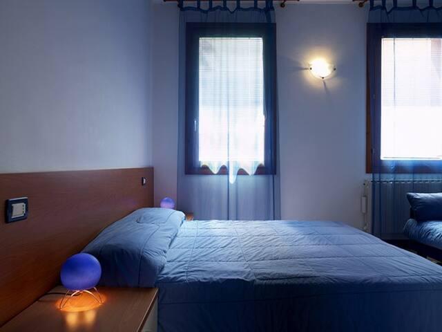 Room of B&B Al Giardino rooms, Venice Italy