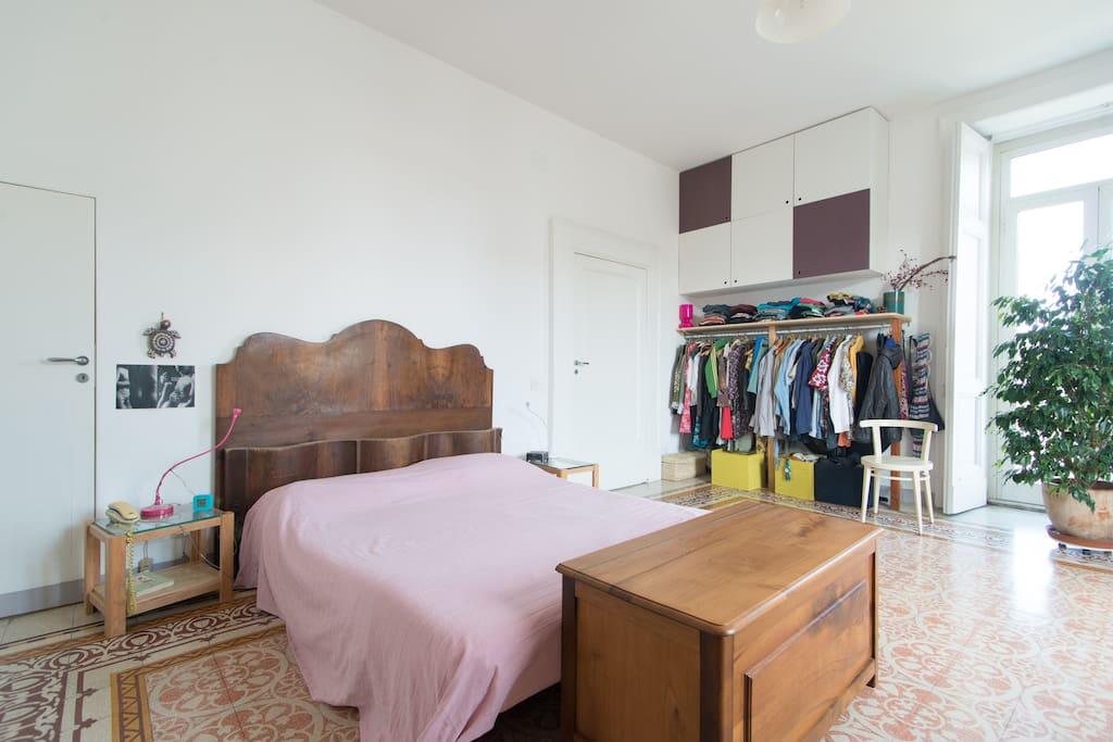 Materdei con vista vesuvio appartamenti in affitto a for Airbnb napoli