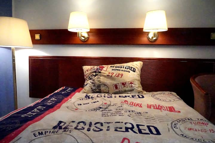 Comfortable Hotel-Like Room (6)