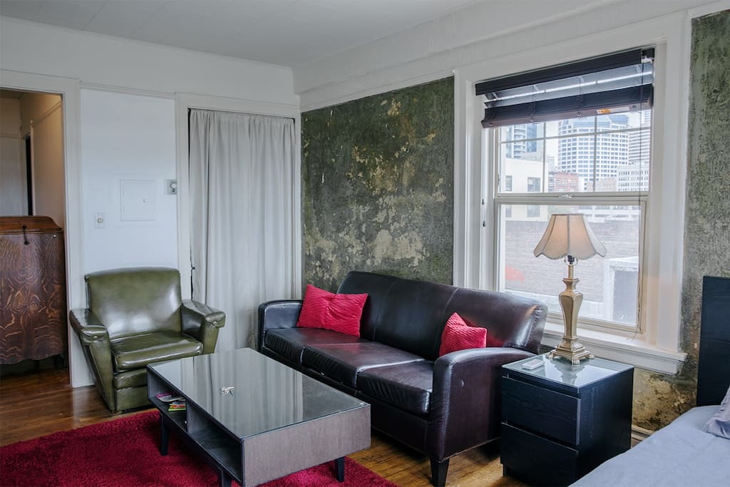 Downtown seattle with views apartments for rent in for Seattle view apartments