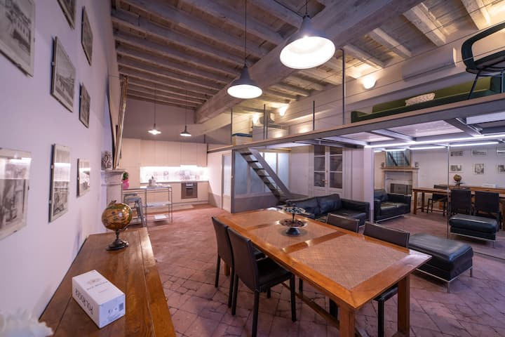 BRIXIA LUXURY LOFT