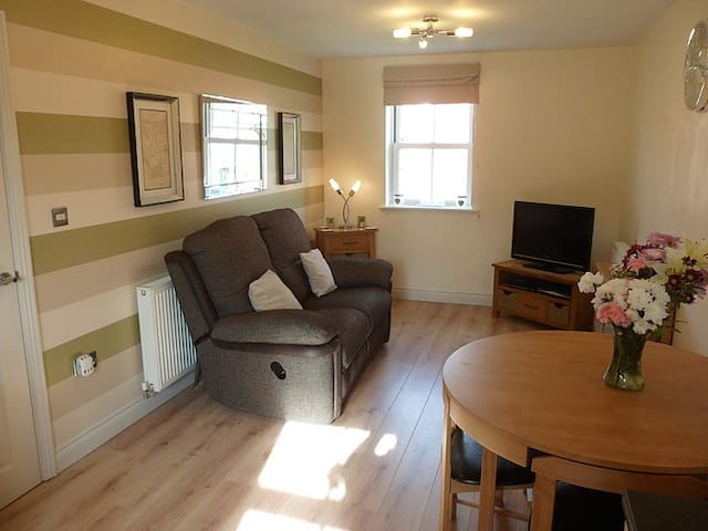 Modern apartment at The Bay in Filey - North Yorkshire - Apartment