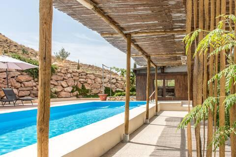 Appartamento in una  formaEr casale rurale Finca del Álamo