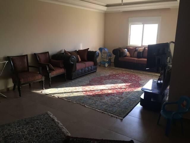 Belle vue Apart 3 chambres 200 m2 pré mer 6 person