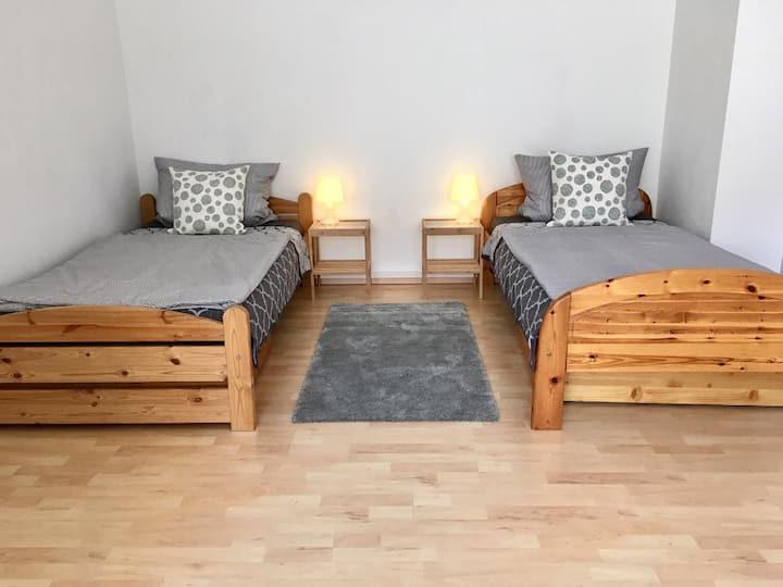 Helle & freundliche 60qm-Wohnung in Neustadt