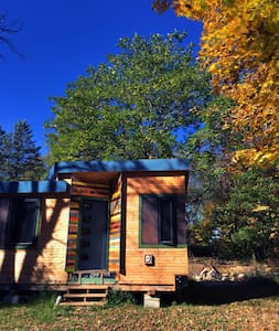 Vermont Tiny House paradise! - Bennington - 独立屋