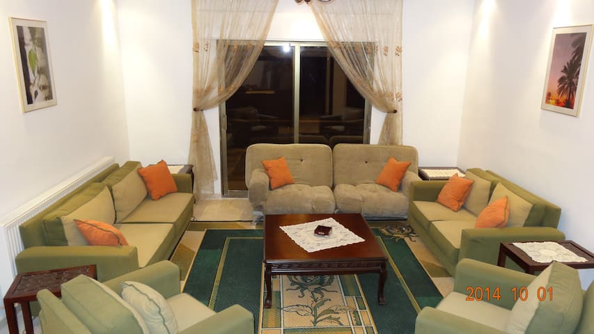 #6 Furnished flat for rent in Amman - Amman - Byt