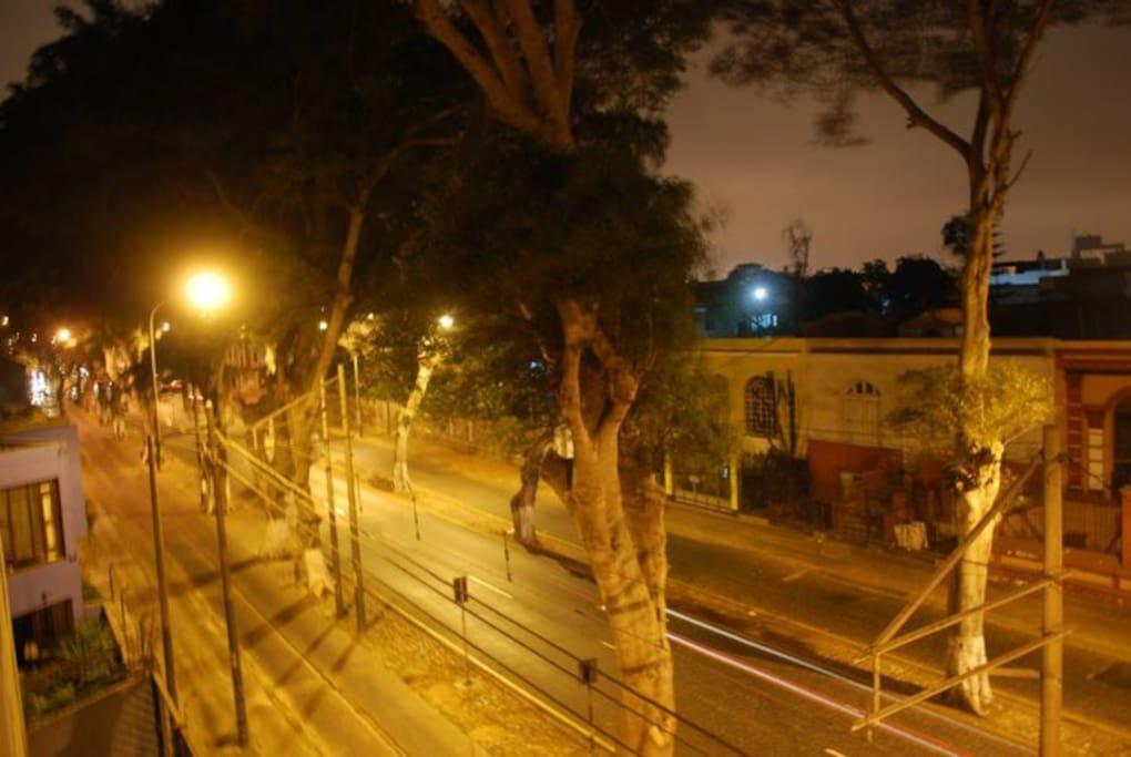 Pedro de Osma Avenue
