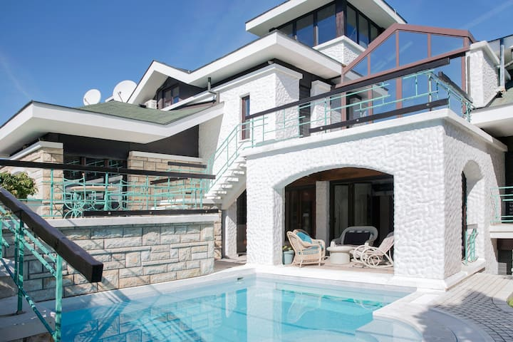 Luxury villa for real hedonists! - Belgrado - Villa