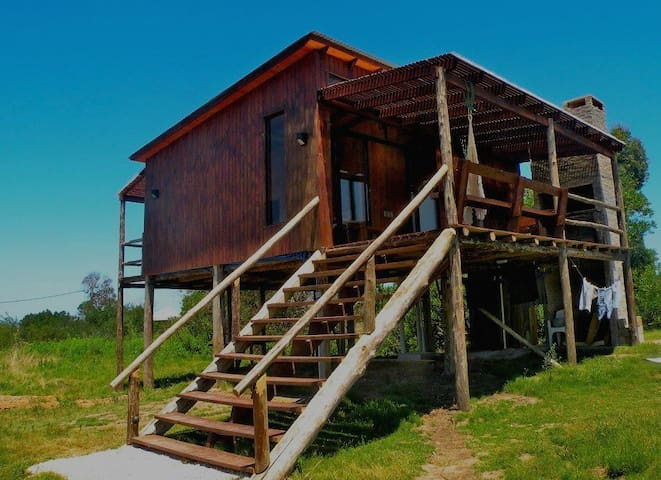 SommarStuga coozy-beach house - Punta Rubia - Chalé