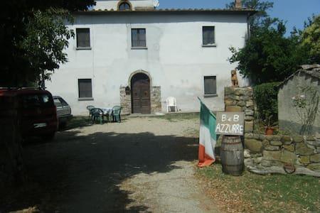BeB Azzurre  piena campagna toscana - Laterina