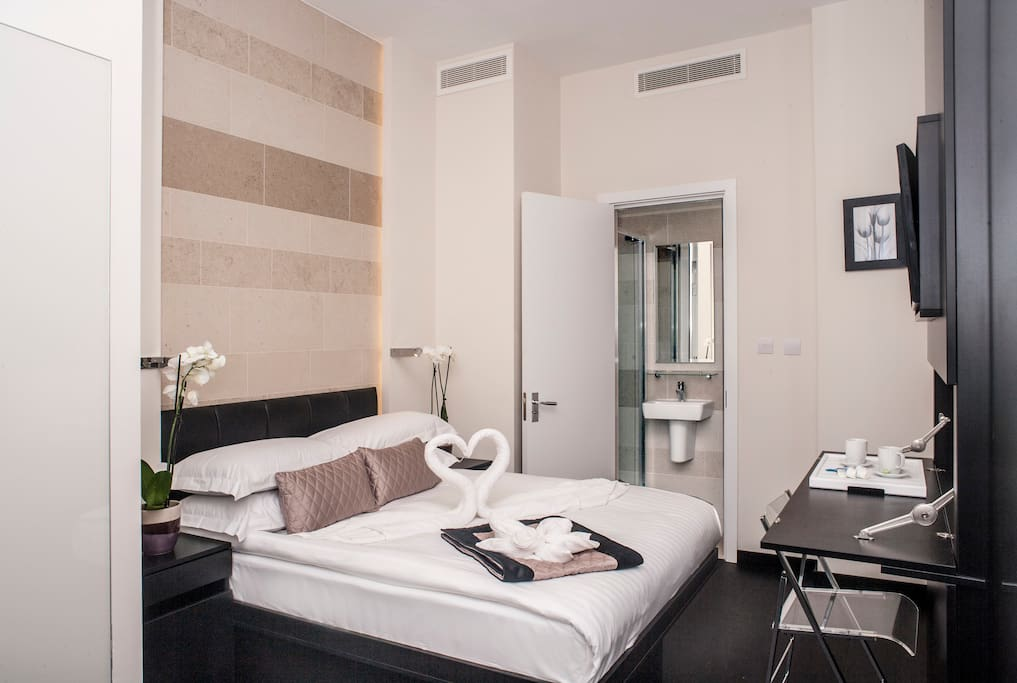 MStay 39 Studios offers to its guests 24 stylish, modern, boutique serviced studios, all furnished with all comforts one would expect from their own home.