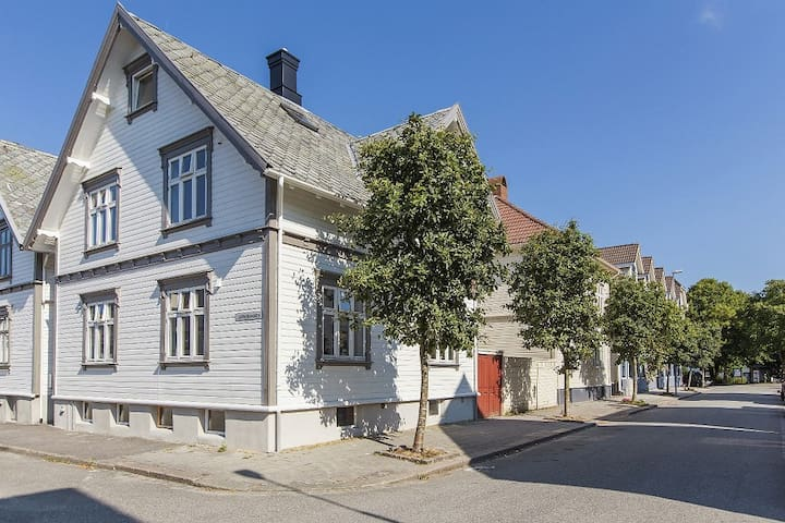 Charming flat downtown Stavanger - Stavanger - Appartement