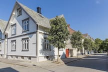 Charming flat downtown Stavanger