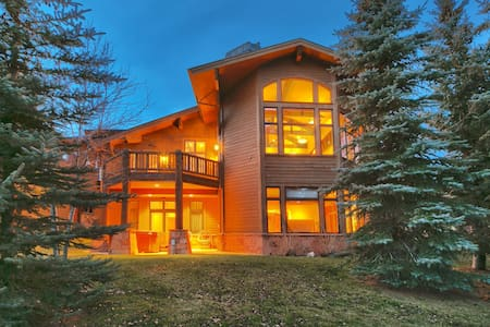 Deer Valley Luxury House - Park City - Dom