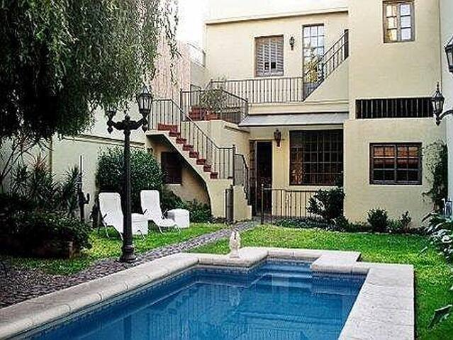 B&B with artisan bakery and pool - Buenos Aires - Bed & Breakfast