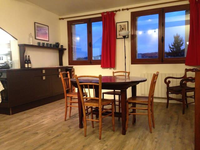 Appartement 4 personnes - gare de Franconville - Franconville - Apartamento