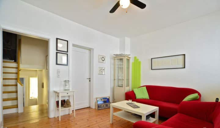 Townhouse, 3 bedroom, Heart of City