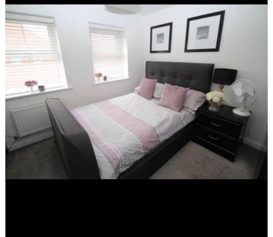 Beautiful double room