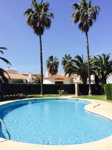 DUPLEX OLIVA NOVA-WIFI-SWIMMING POOL