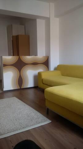 Ema's apartament - București - Pis