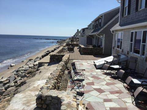Ocean Bluff! Waterfront Property!