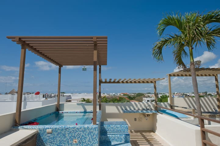 Luxury affordable Loft Penthouse dowtown - Playa del Carmen - Loft
