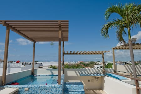 Luxury affordable Loft Penthouse dowtown - Playa del Carmen - Loft