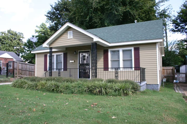 Charming Cottage in Evergreen Area - Memphis