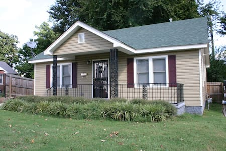 Charming Cottage in Evergreen Area - Memphis - Hús