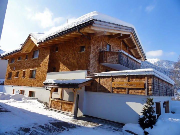 3 ½ Zimmer Chesa Plonta, Klosters
