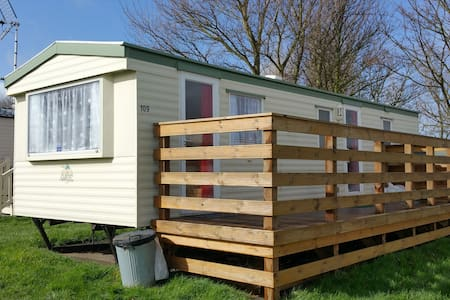 Self catering mobile home by the sea Kent - Leysdown-on-Sea - Chalet
