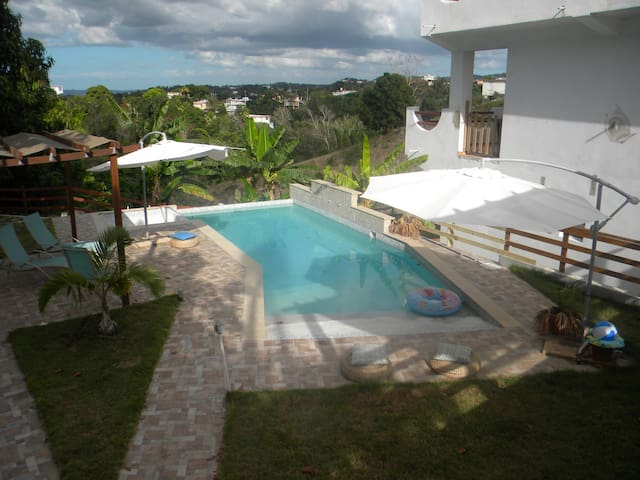 Breeze House - Relaxing Retreat - Rincon - Apartment