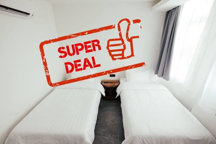 Deluxe Twin - SUPER DEAL!! GRAB NOW!