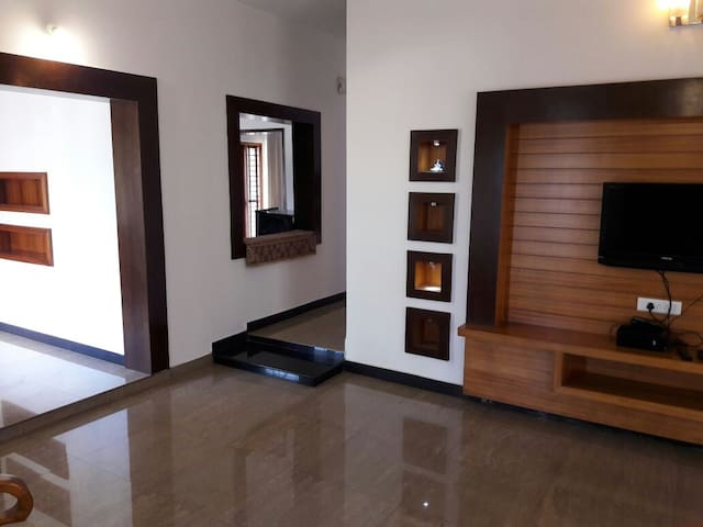 Wenge House - Madikeri - Apartment