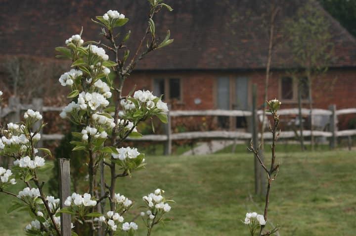 Starvegoose cottage at Three Chimneys Farm
