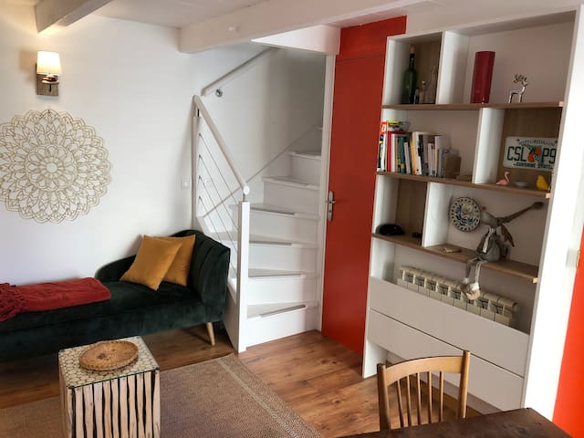 Petite maison tout confort