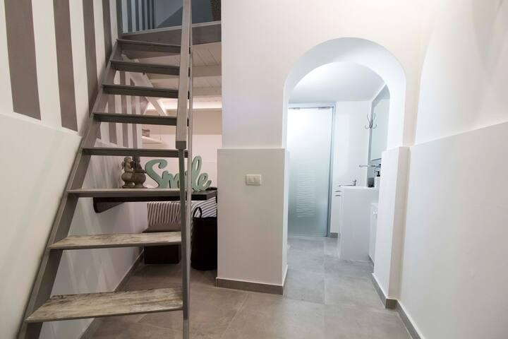 ingresso miniloft- studio