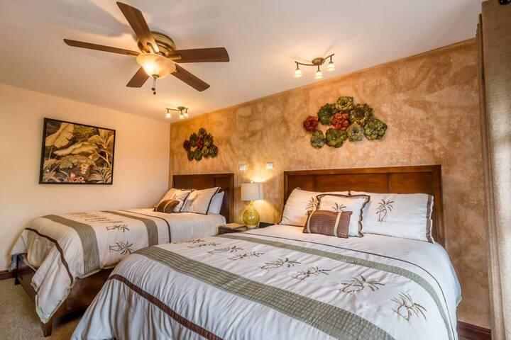 Hotel Buena Vista - Habitación Superior 2 Queen
