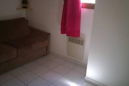 petite chambre pour voyageurs
