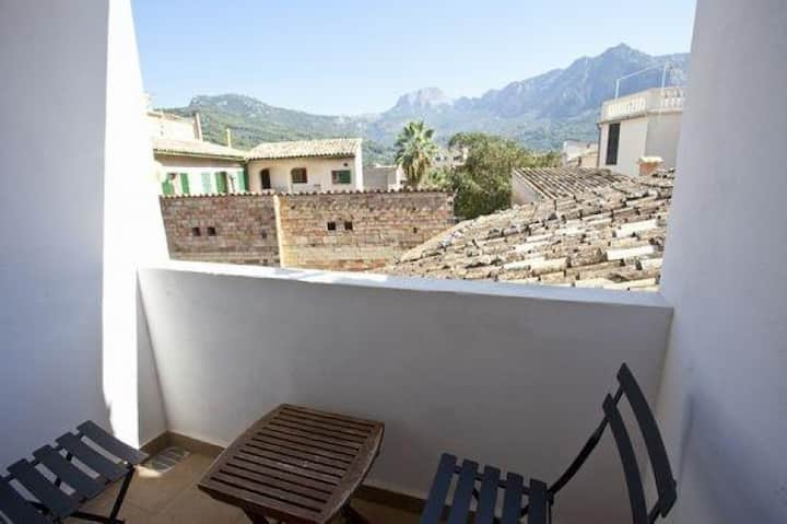 Habitación Superior 8 con vistas al jardín