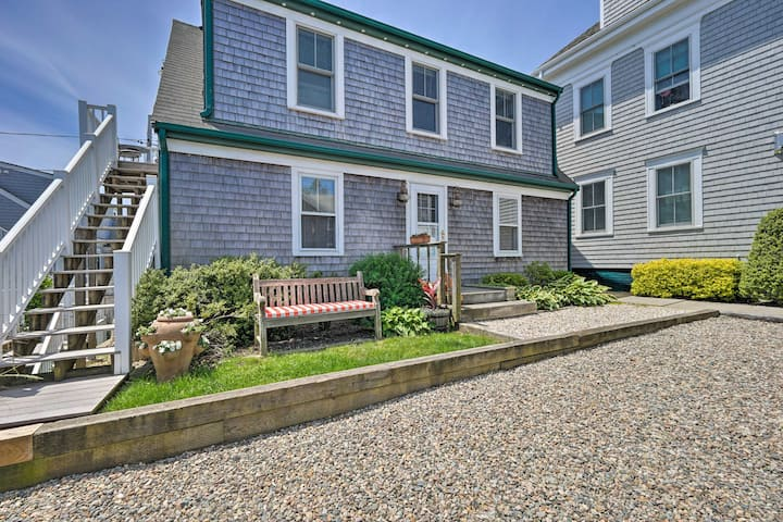 Provincetown Apartment, Steps to Commercial Street