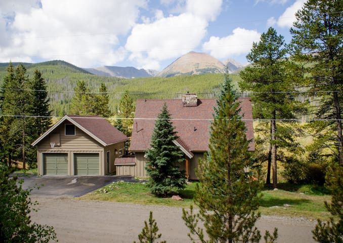 Charming Blue River House minutes from Breck - Blue River - House