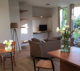 Light Filled Apartment near Amsterdam